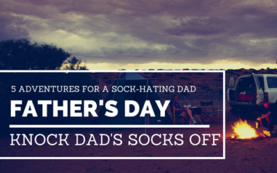 Presents for Dad? Don't be flummoxed, be amazing